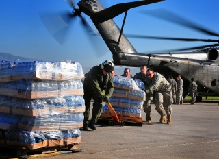 Disaster Relief Ministry Is A Real Savior